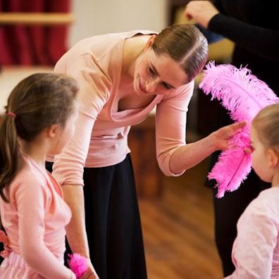 Alice Hobden, Kew School of Dance