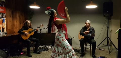 Senes Flamenco at MusiKfest Kew