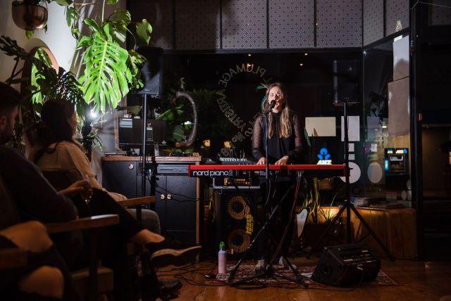 Izzy Losi at MusiKfest Kew