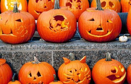 Halloween Kew