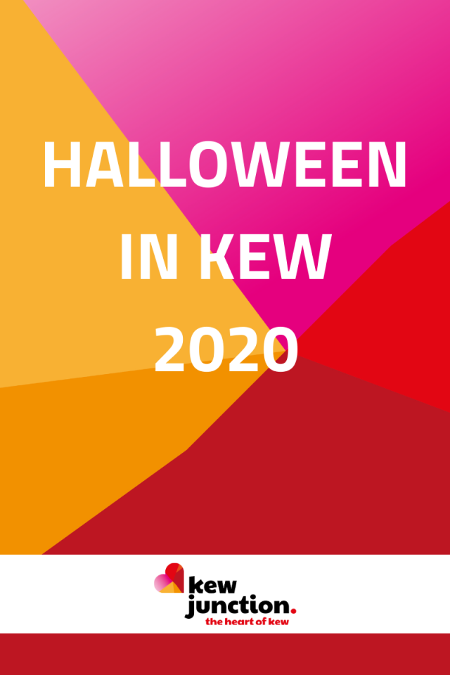 Kew Junction Halloween