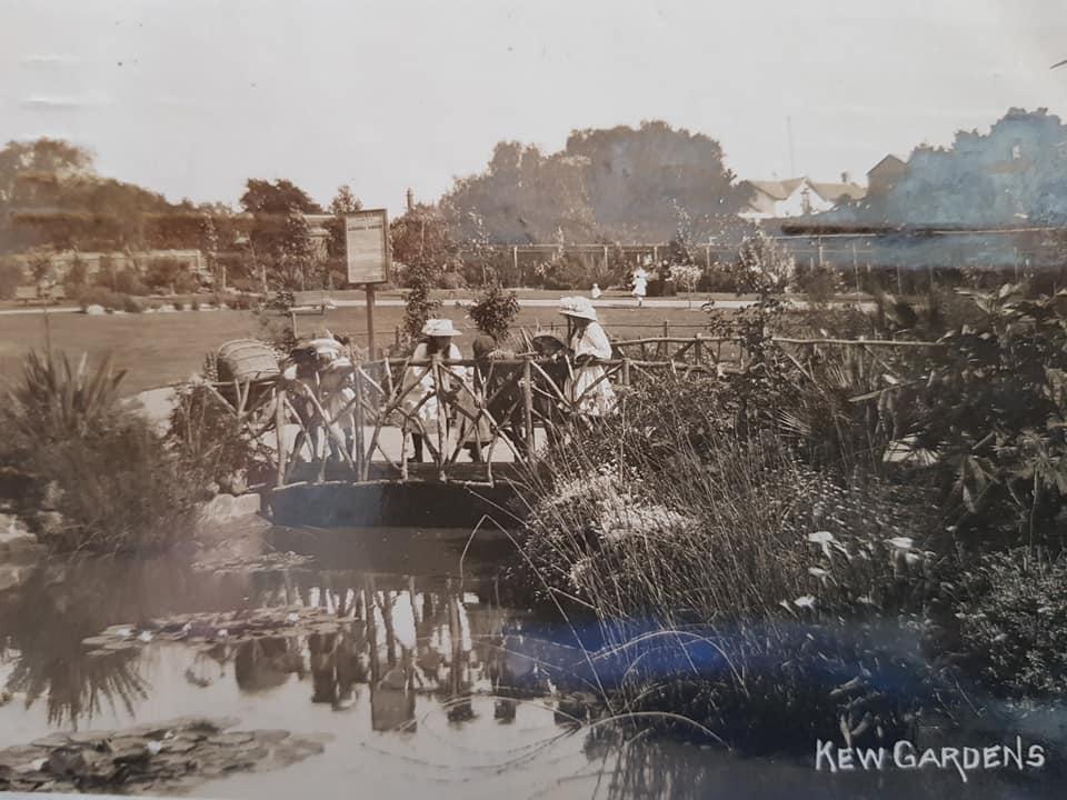Alexandra Gardens - Photo Source - Kew History Group