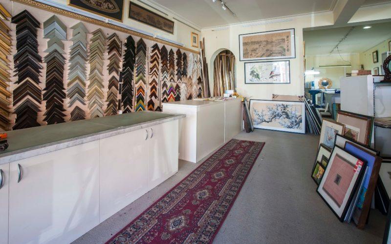 Picture Framing in Kew