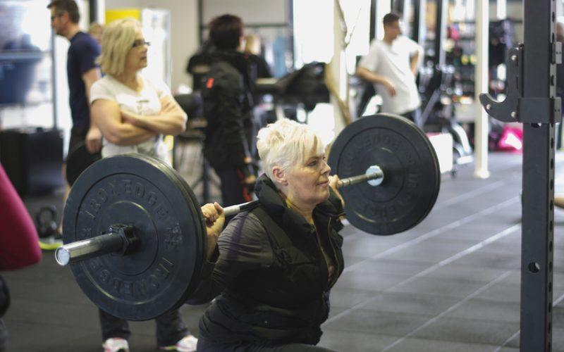 Gym in Kew