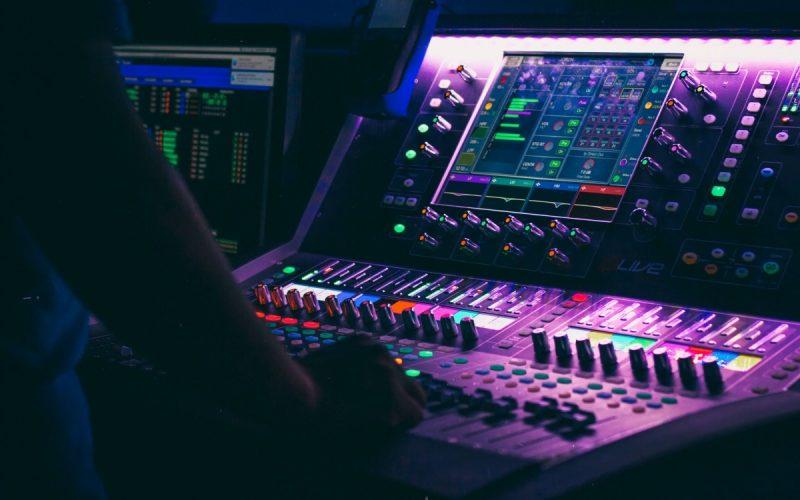 Audio visual Kew