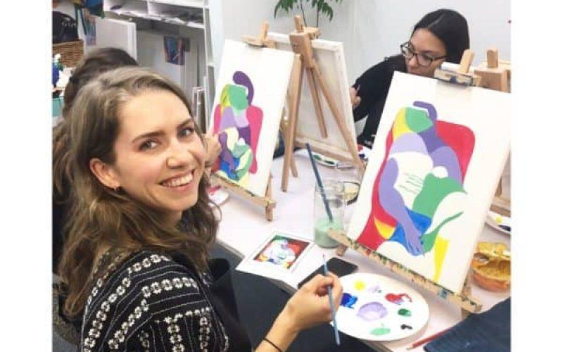 Art workshops in Kew